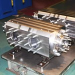 Elements of hydraulic system