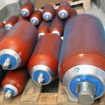 Hydraulic accumulators
